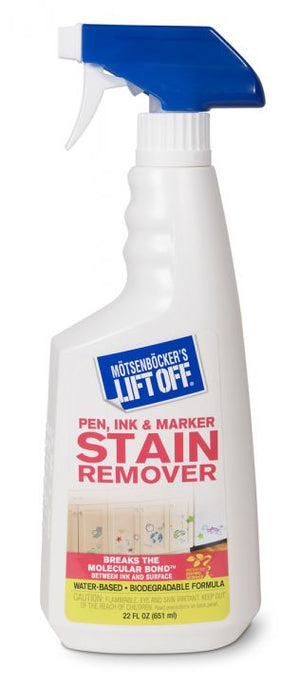 Pen, Ink & Marker Graffiti Remover