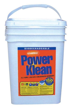 Power Klean Laundry Detergent