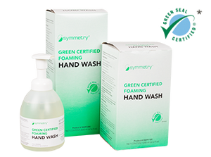 Symmetry Green Certified Foaming Hand Wash