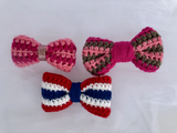 Stripes bow