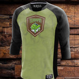3/4 Sleeve MTB Jersey by Weevil