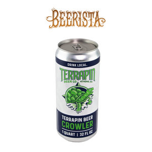 BEERISTA- 32OZ CROWLER