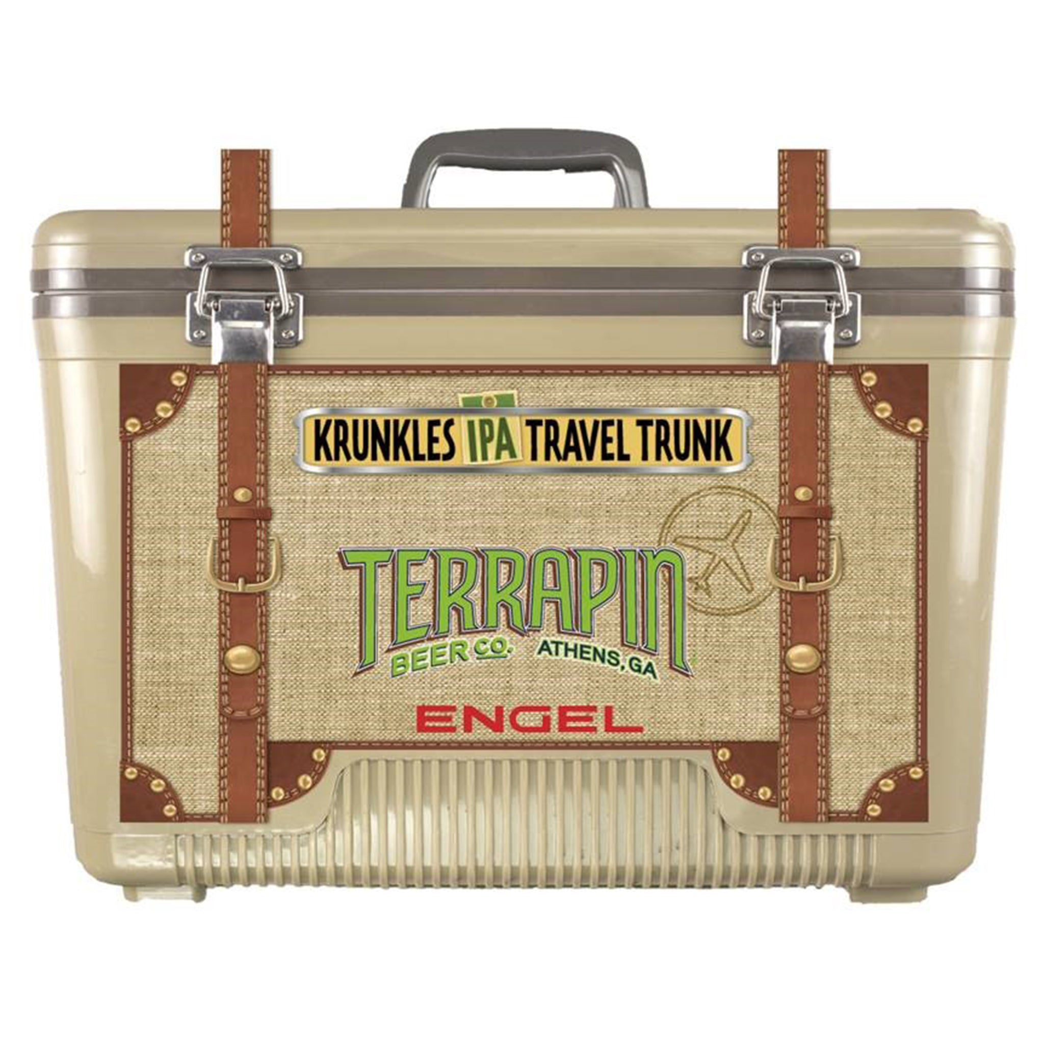 Travel Trunk 13qt Dry Box Cooler