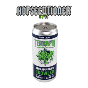 HOPSECUTIONER IPA- 32 OZ CROWLER