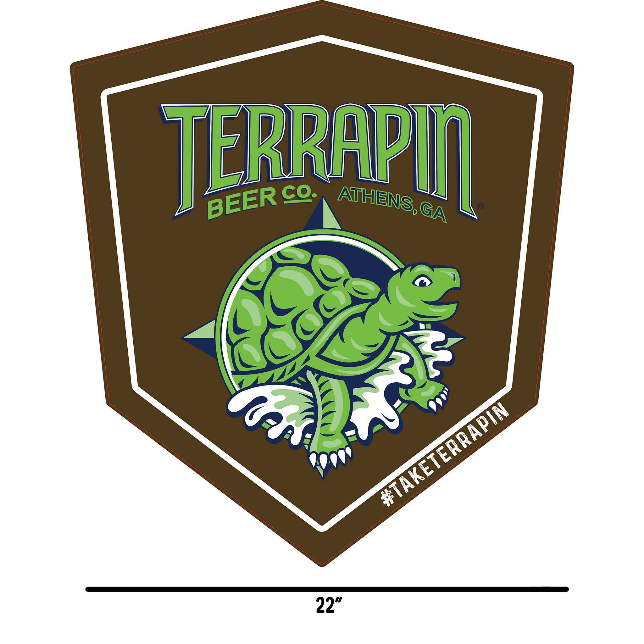Take Terrapin Tacker, Large