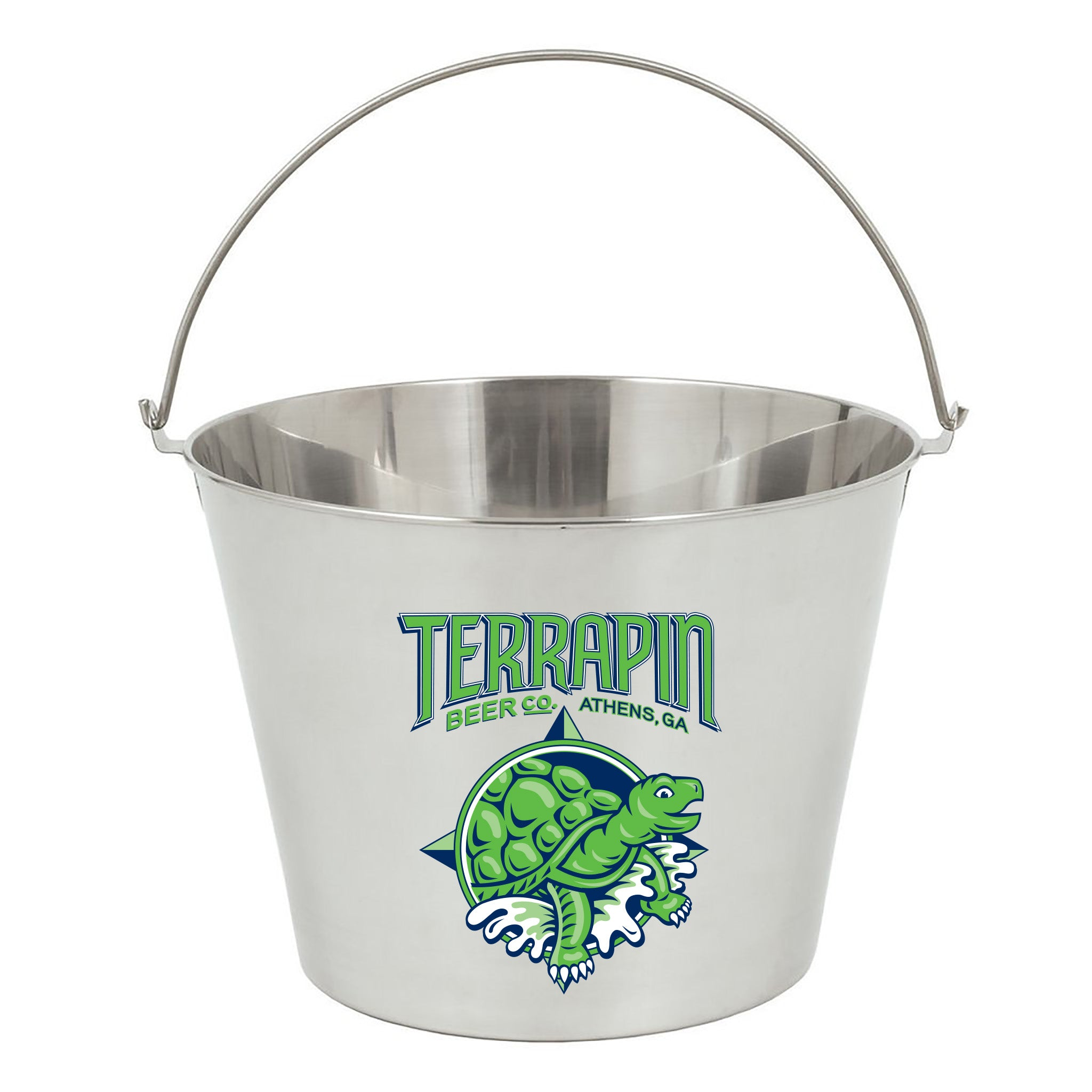 Galvanized Metal Beer Bucket