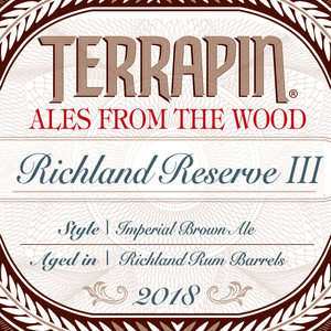 Richland Reserve Barrel-Aged Imperial Brown Ale