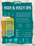 High & Hazy IPA
