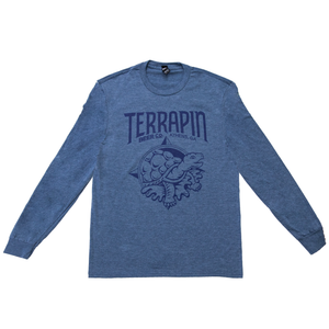 Long-Sleeved Terrapin T-shirt