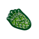 Hop King TBC Lapel Pin