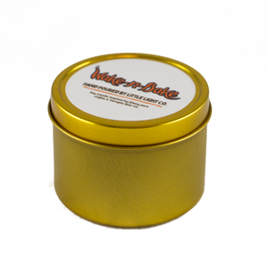 Wake-n-Bake Soy Candle in Travel Tin