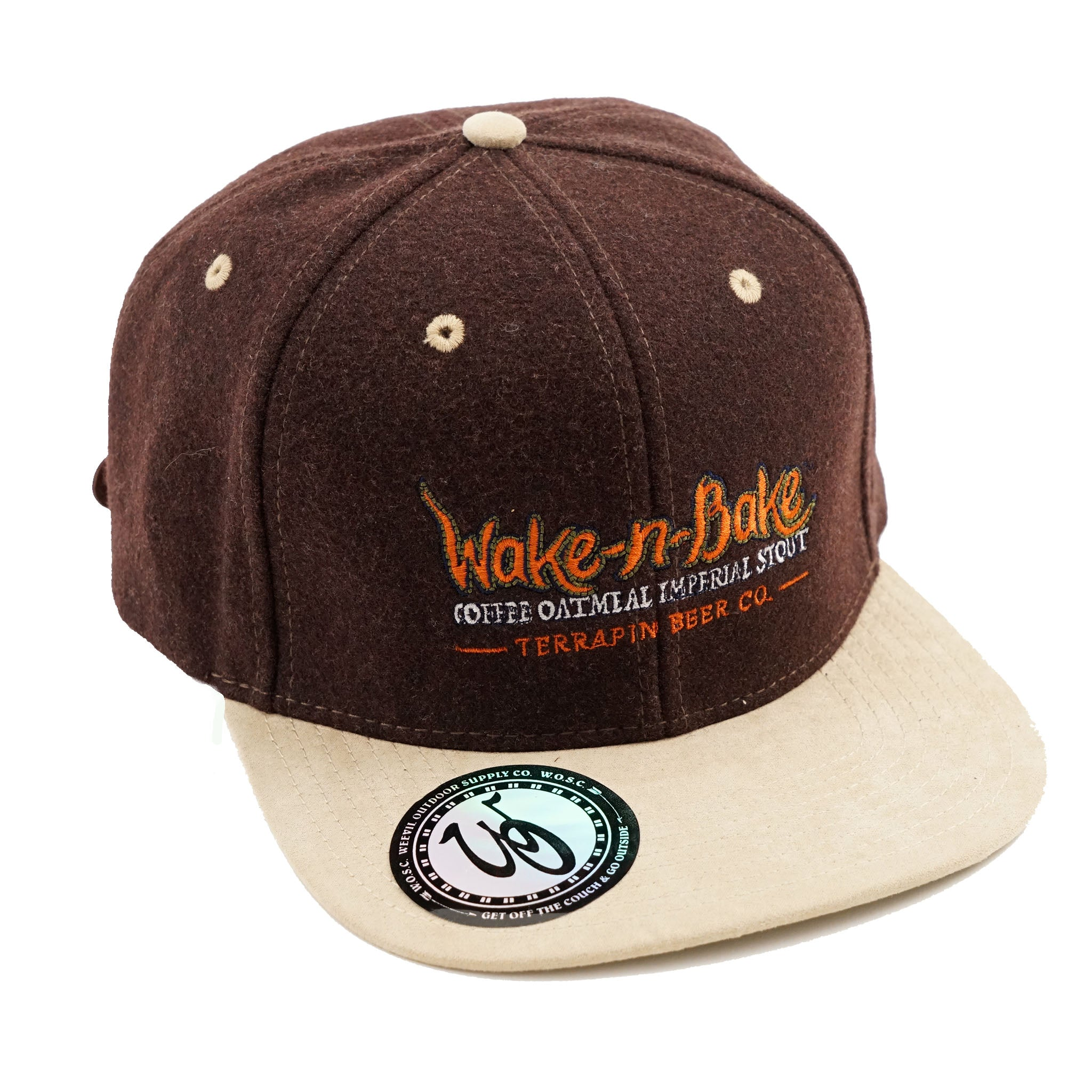 Wake-n-Bake Hat by Weevil