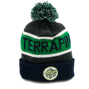 Terrapin Winter Pom Hat