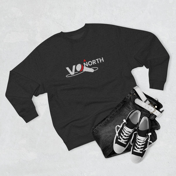 V.O. North - Unisex Crewneck Sweatshirt