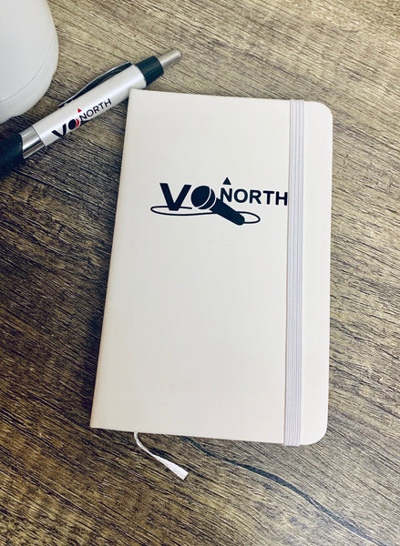V.O. North - Mini Notebook