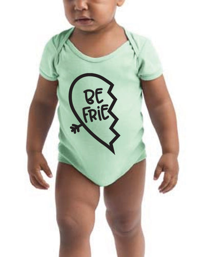 Best Friends Infant Bodysuit Set