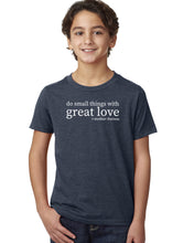 Load image into Gallery viewer, Great Love Unisex Kids Tee