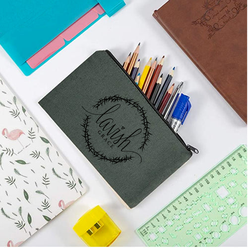 Lavish Grace Pencil Pouch