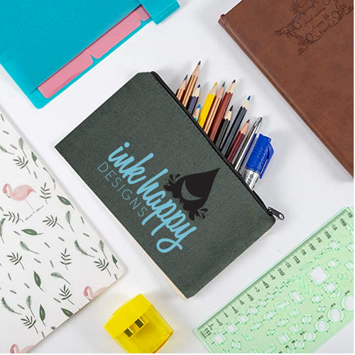 Ink Happy Pencil Pouch