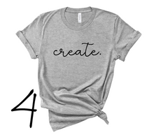Load image into Gallery viewer, Enneagram Flow Tees