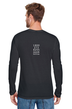 Load image into Gallery viewer, Check on Your Friends Unisex Long Sleeve