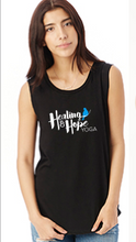 Load image into Gallery viewer, Healing & Hope Logo Tank Top