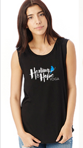 Healing & Hope Logo Tank Top