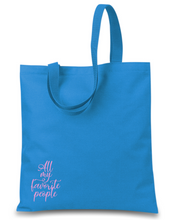 Load image into Gallery viewer, I Do My Own Thing Tote Bag