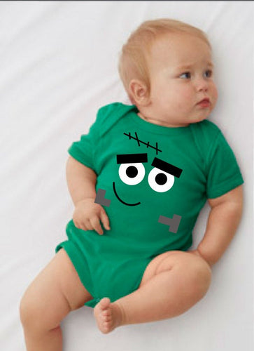 Little Frankenstein | Child's Tee or Onesie