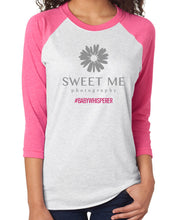 Load image into Gallery viewer, Sweet Me Photography Logo Tee