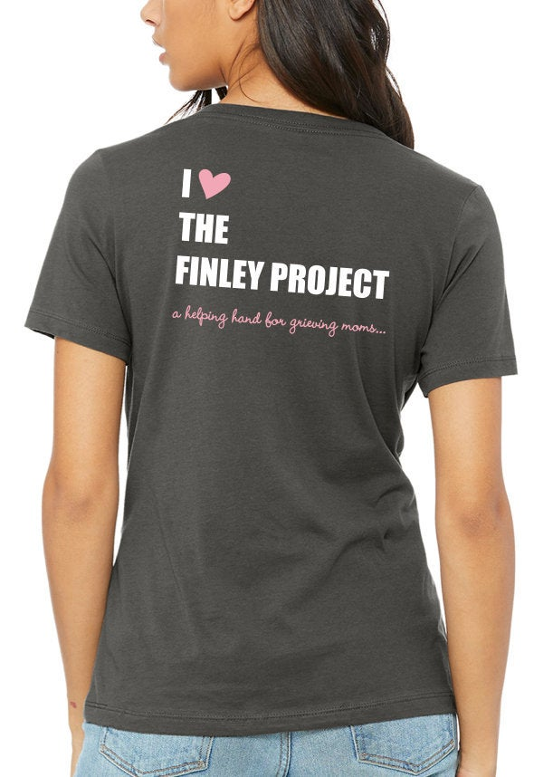 The Finley Project | Women's V-Neck Tee