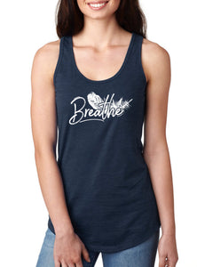 Breathe for Rise Up N Build | Women's Tee & Tank Top