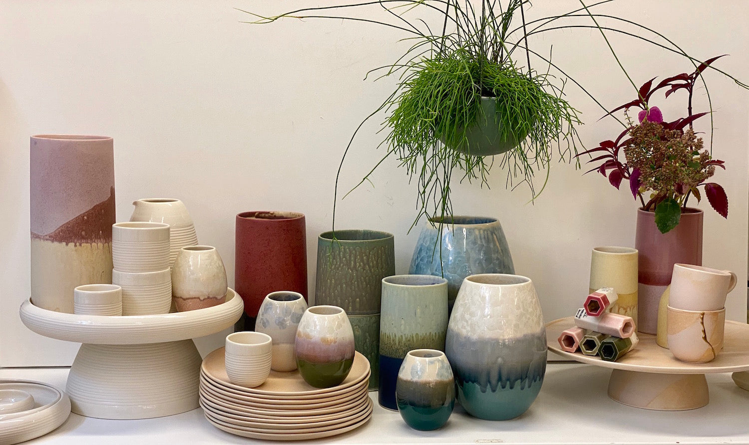 Selection of this year's stock sales items. WAUW design will hold stock sales on 6 and 7 November 2020.