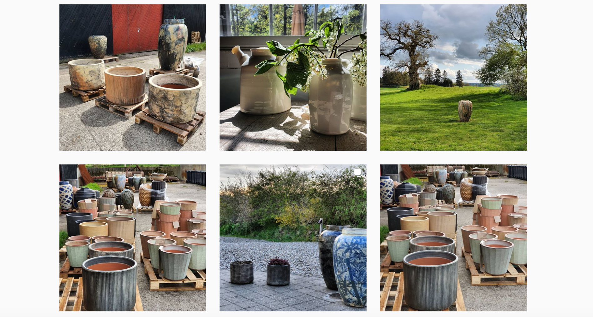 Ceramist Christian Bruun offers ceramics courses in Charlottenlund.