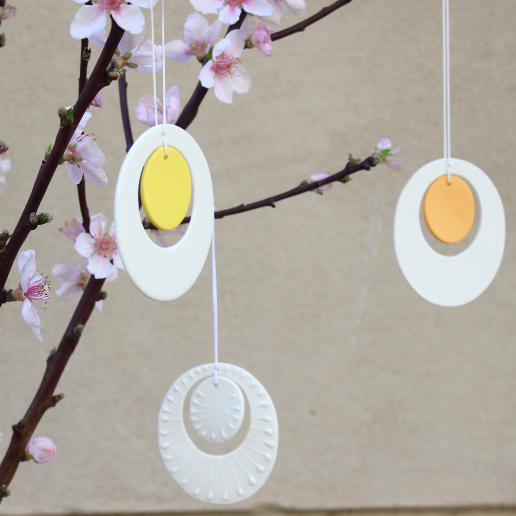 Easter decorations - 4 pcs. (normal price 250, -)