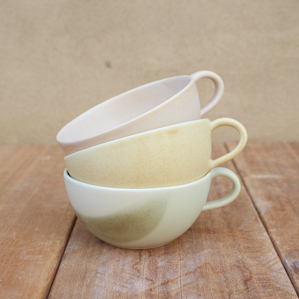 Tone Tea Cup - Yellow
