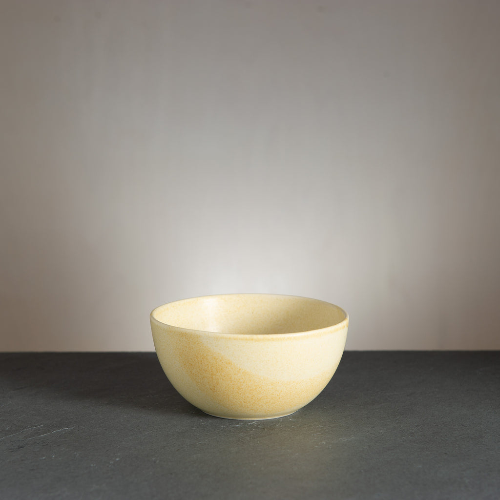 Tone bowl - Yellow