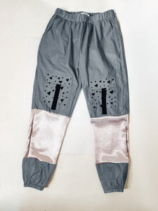 Up To My Knees Men's Reflective Joggers