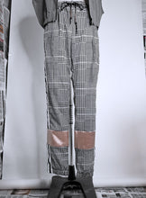 Load image into Gallery viewer, Men's Color Blocking Drawstring Pants