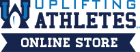 All items purchased from the Uplifting Athletes store will support our mission to align college football with rare diseases and raise them as a national priorit