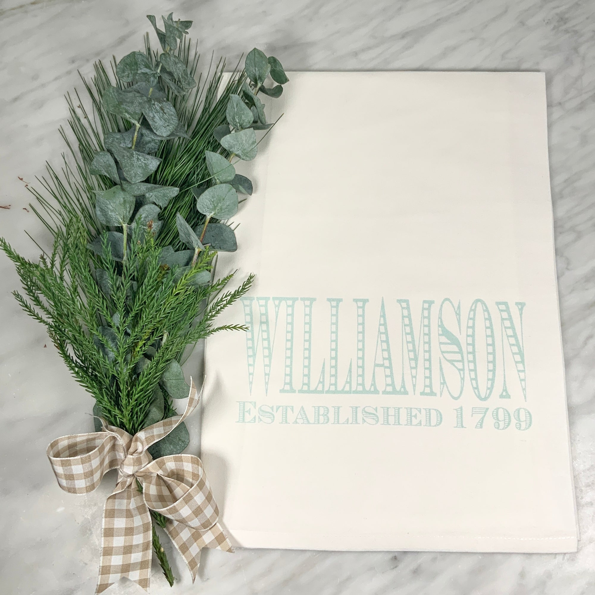 WILLIAMSON Flour Sack Towel