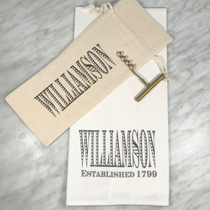 WILLIAMSON Guest Towel