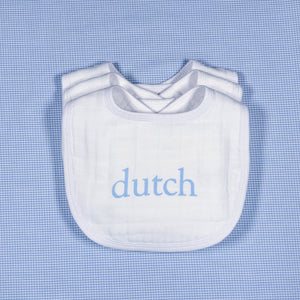 BABY BIB...name in print