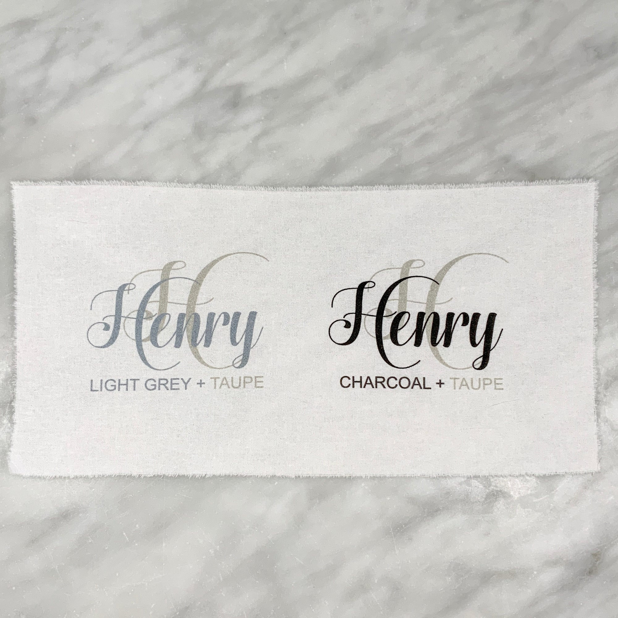 HENRY Guest Towel