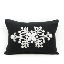 Load image into Gallery viewer, Imperial Threadwork Pearl Cushion Cover