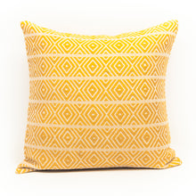 Load image into Gallery viewer, Aztec Eclectic Mustard Cushion Cover