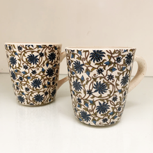 Load image into Gallery viewer, Persian Blue Mug - Set of 2