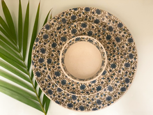 Load image into Gallery viewer, Ceramic Persian Blue Dinner Plate - Set of 2