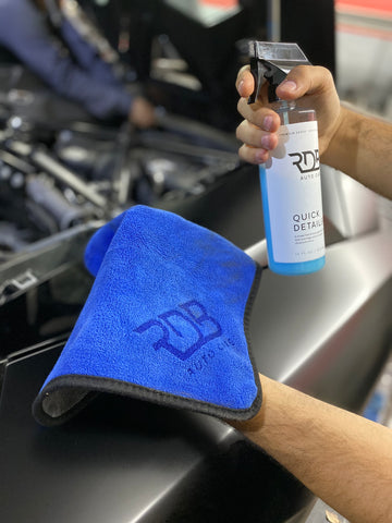 QUICK DETAILER SPRAY