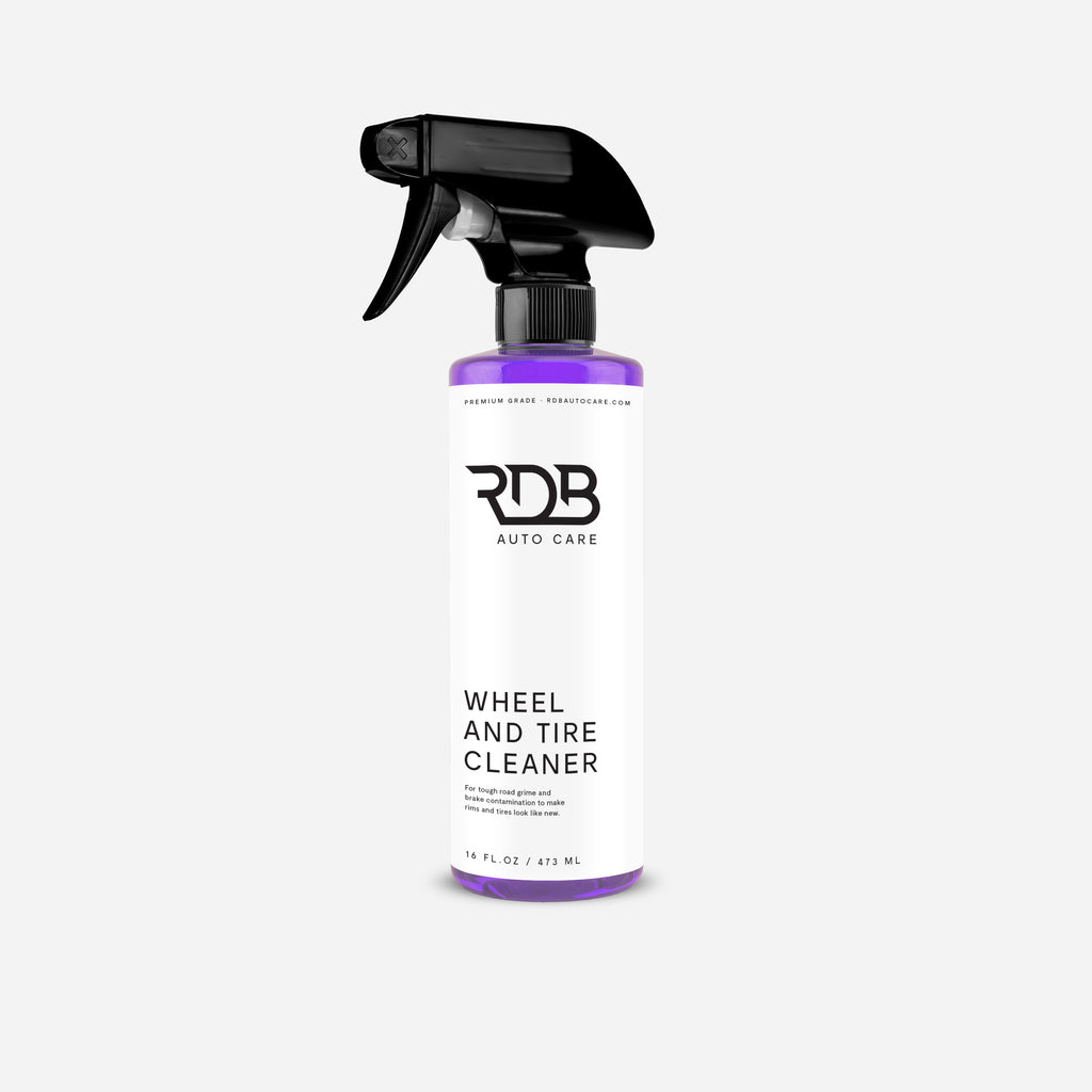 WHEEL & TIRE CLEANER SPRAY